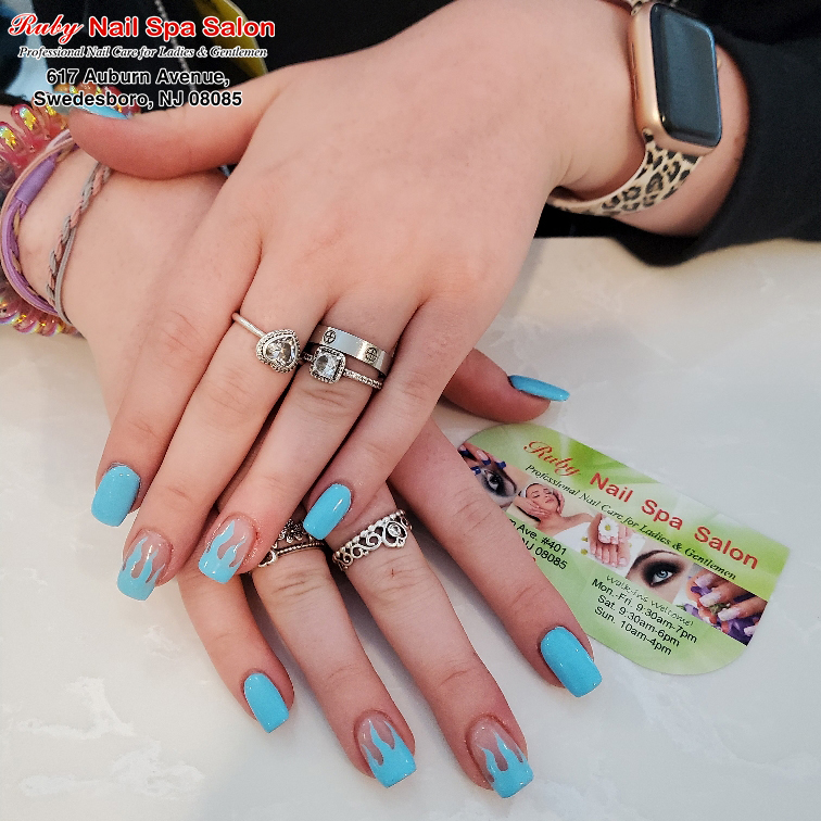 Introducing some beautiful nail designs in September  |  Swedesboro, NJ08085